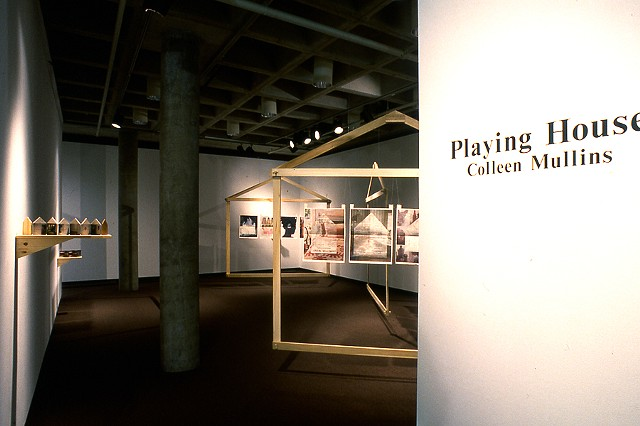 Playing House (Installation View)