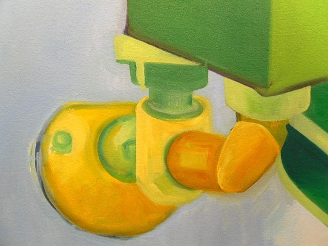 Underneath (Detail)