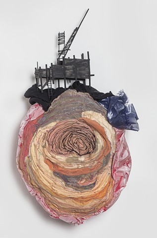 Toward Textiles: Material Mix, 2015