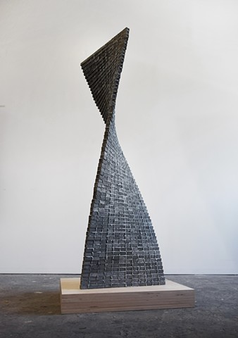 Model for an Impossible Monument #1