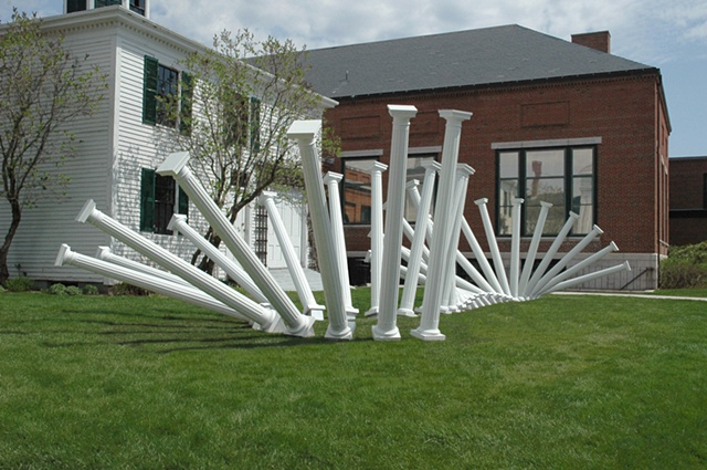 aaron t stephan thirty columns