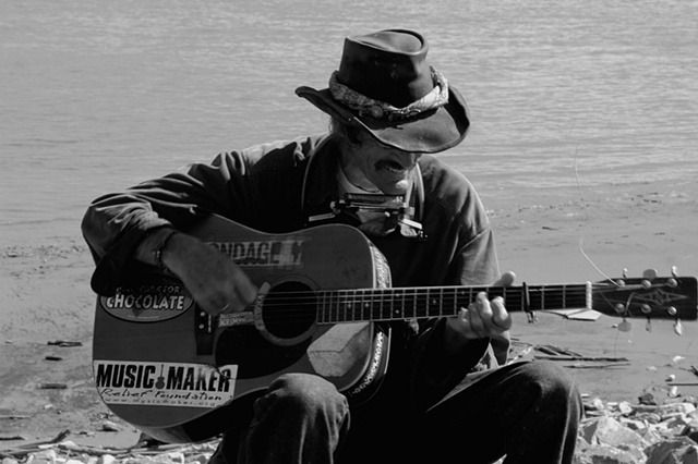 Music Maker on the River