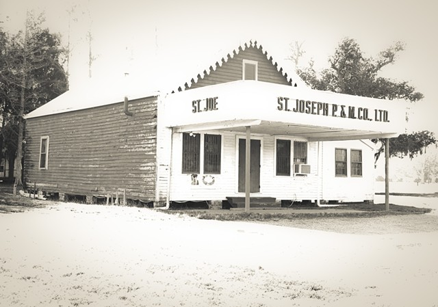 Side view of St Joseph P&M Store