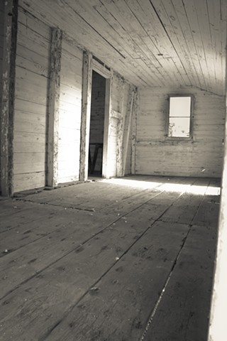 Back Room Slave Quarters