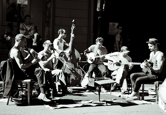 Royale Street Musicians