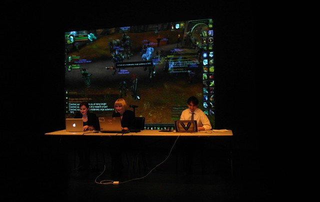 The Council on Gender Sensitivity and Behavioral Awareness in World of Warcraft: LIVE 2015