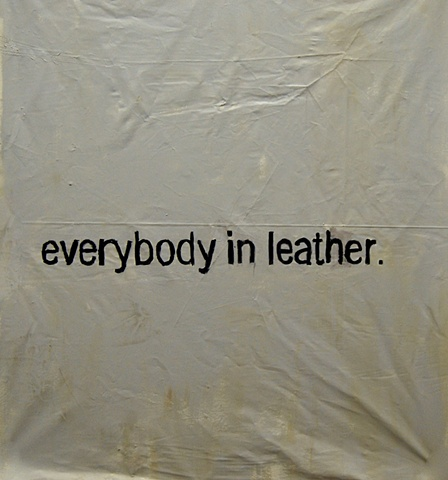 Everybody in Leather Still #25