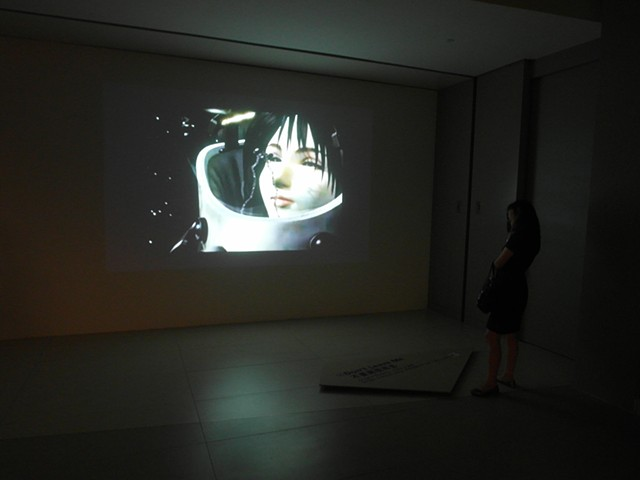 """Don't Leave Me"" at K11 Concepts, Shanghai China"