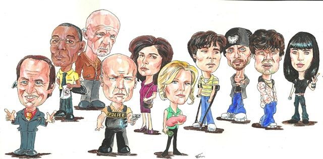 Breaking Bad cast 2