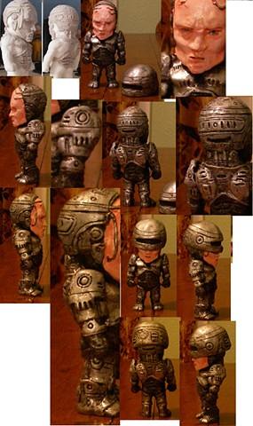 Robocop figure