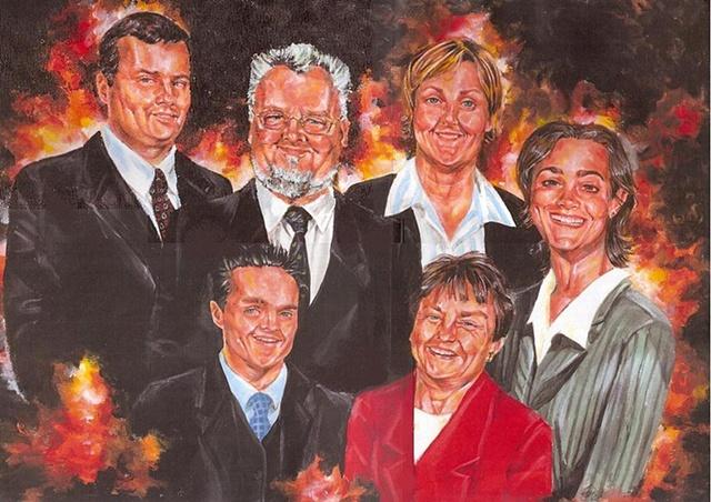 Leach Family