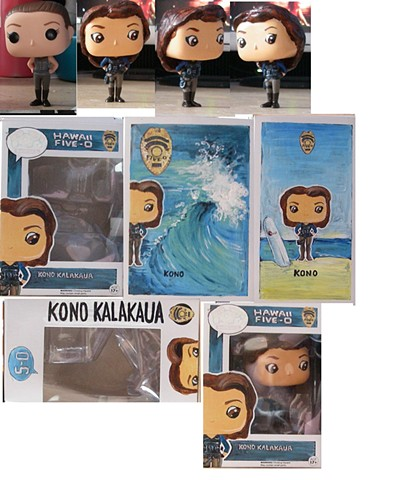 Hawaii 5-0 Funko Pop