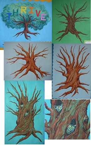 Trees summer 2020