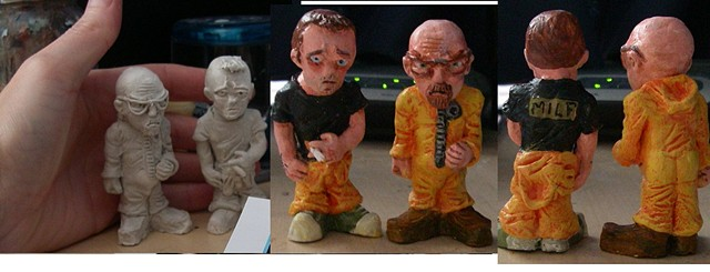 Breaking Bad minis