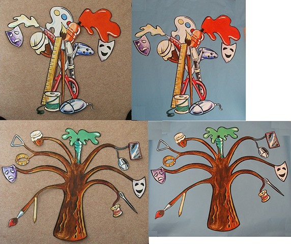 Art-Trees
