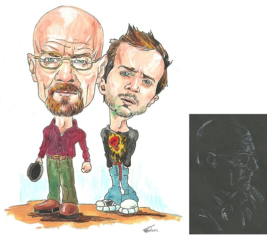 Breaking Bad cast 1
