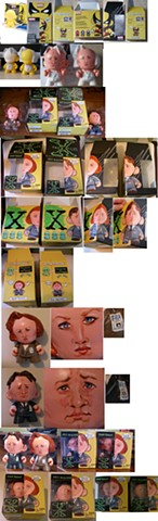 Mulder; Scully Munnys