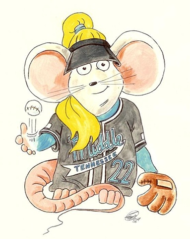Tennessee Mouse