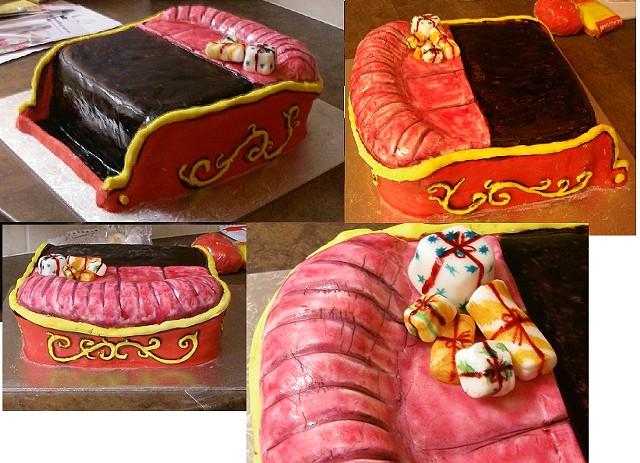 Sleigh Cake 15