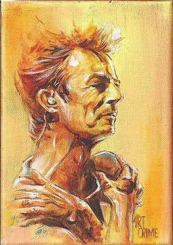 Bowie Art Crime