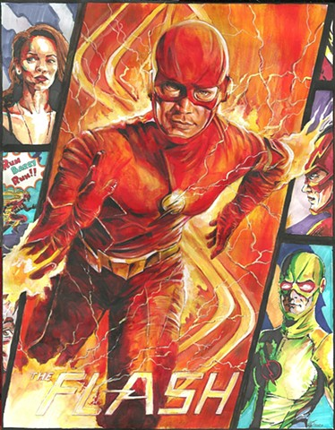 The Flash part 2