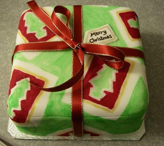 Parcel cake 2009