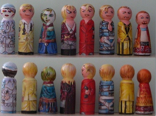 Bowie Peg Men 4