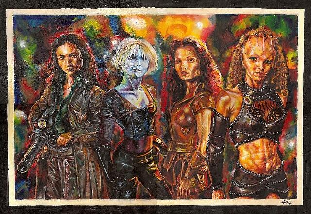 Women Of Farscape