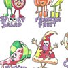 Food cartoons