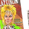 Bowie career caricatures 5