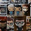 Jason Bull/ Michael Weatherly Funko Pops