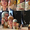 League of Gentlemen nesting dolls