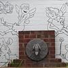 Mural outline