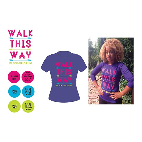 Walk This Way Black Girls Run