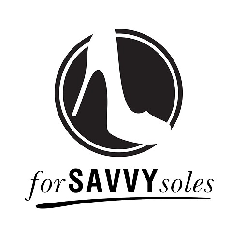 For Savvy Soles Logo Design