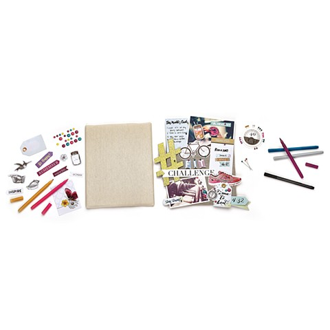 Vision Board Kit Contents