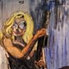 Gaga with a Gun