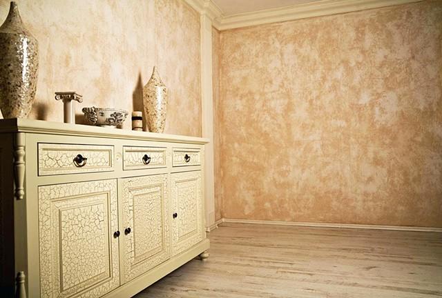 Venetian Plaster Texture idea