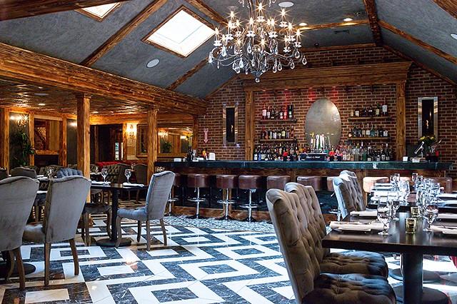 Rustica Lounge