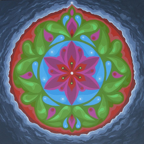 Growth Mandala 2