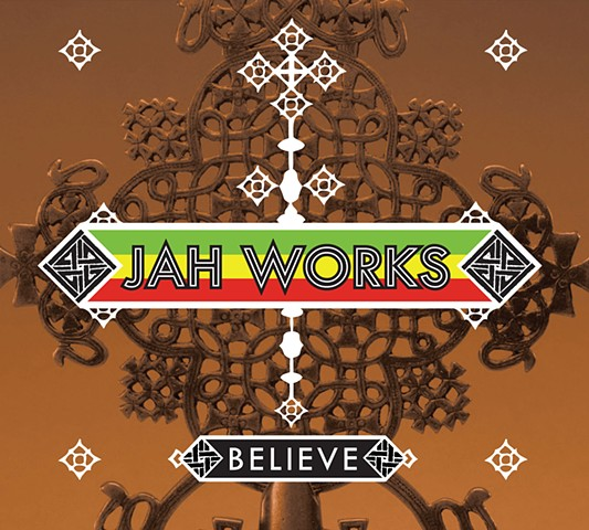 Jah Works Album Cover