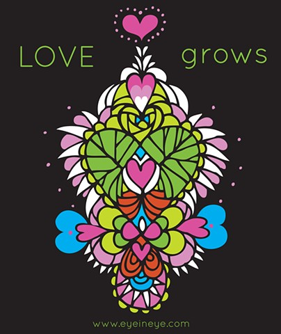 LOVE grows 2015