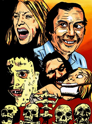 Texas Chainsaw Massacre tribute