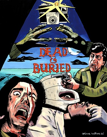 Dead and Buried (1981), tribute