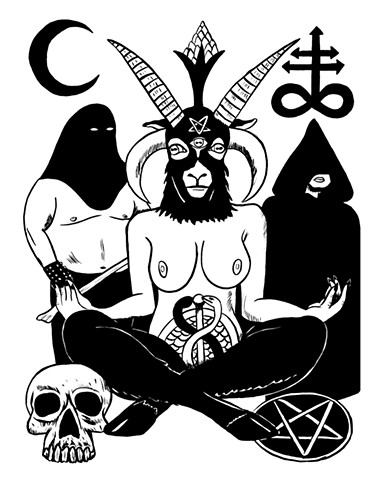 Baphomet and the Executioner