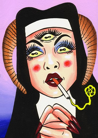 Smoking Nun two