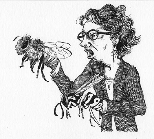 Bee Hands