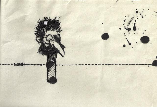 Blah Bird-Man