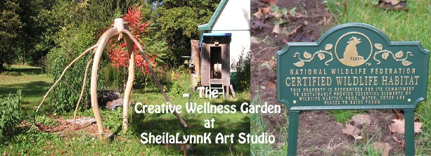 Creative Wellness Garden