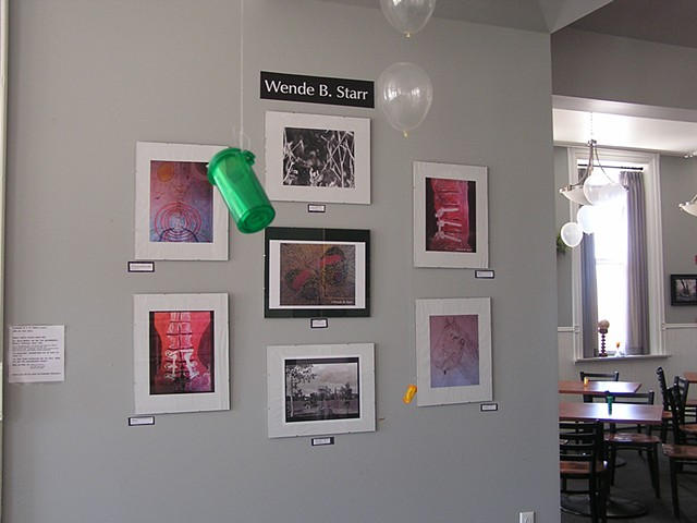 Wende Starr's Entries